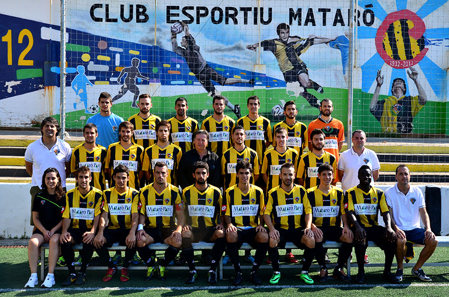 Picture of team [CE Mataró]